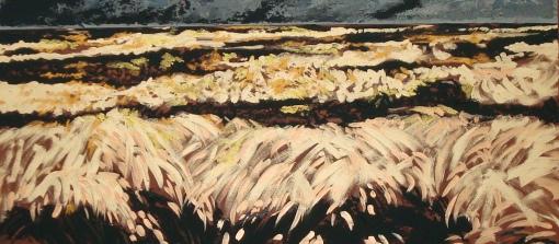 """""""les blés sous l'orage"""""""