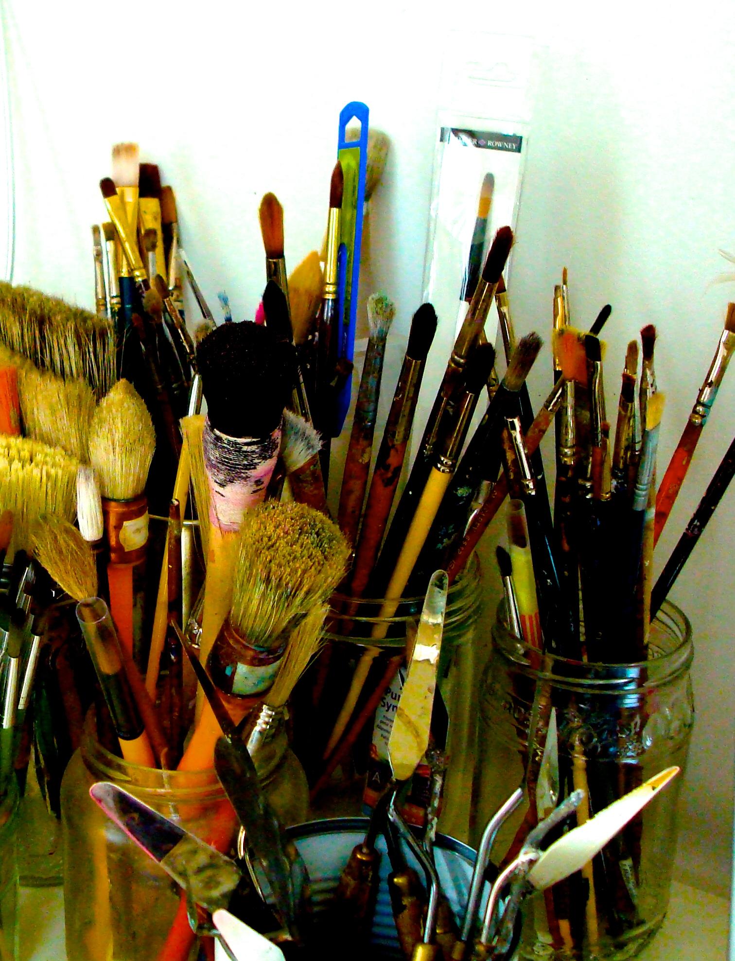 L atelier clang artiste peintre - Atelier artiste peintre ...