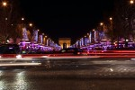Illuminations Champs Elysées