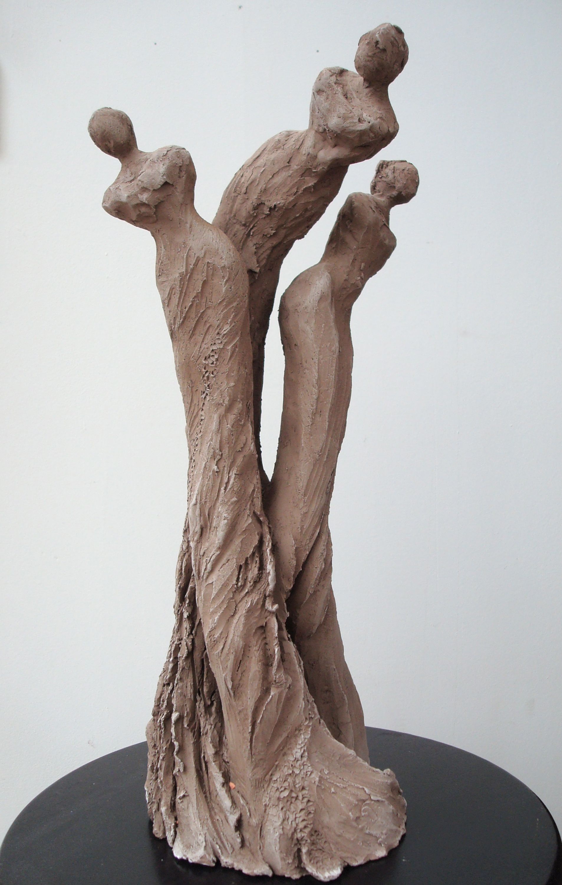 Hervorragend sculpture | Clang artiste peintre OI47